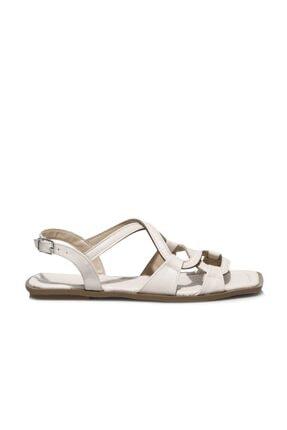 Butigo Claudia 1fx Bej Kadın Sandalet