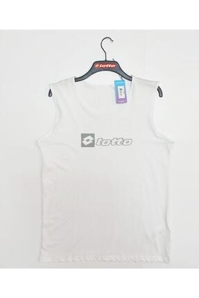 Lotto Unisex Beyaz Sporcu Atleti 89279