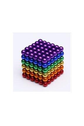 Magic and Funny Neo Cube Mıknatıs Küp Renkli Karışık 5 Mm 216 Adet