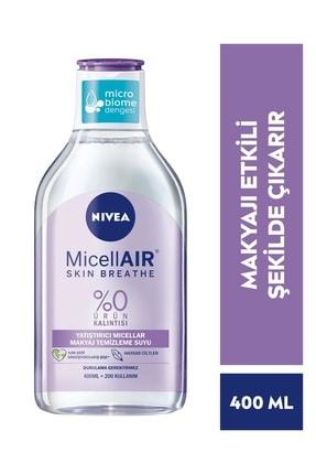 Nivea Bb Clean Yüz Temizleme Suyu 400ml Yüz Ve Göz Için Uygundur