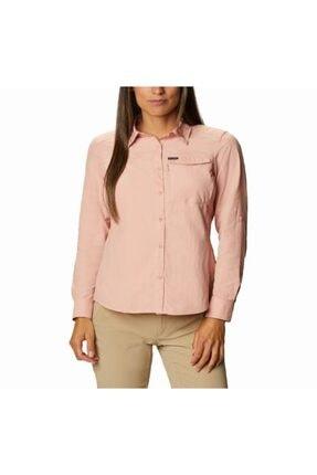 Columbia Silver Ridge 2.0 Uzun Kollu Kadın Gömlek Ak2657-672