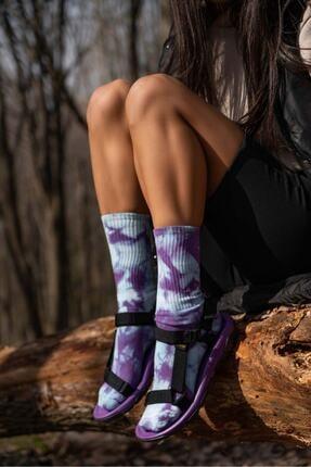Beyond Kadın Siyah Step Çırtlı Trekking Sandalet