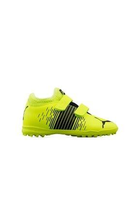 Puma Future Z 4.1 Tt V Jr Genç Halı Saha Ayakkabısı 10640501 Yeşil