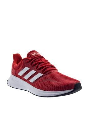 adidas RUNFALCON. Kırmızı Erkek Koşu Ayakkabısı 100403381