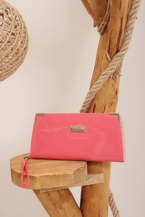 Trend Alaçatı Stili Kadın Mercan Handbag ALC-A2256