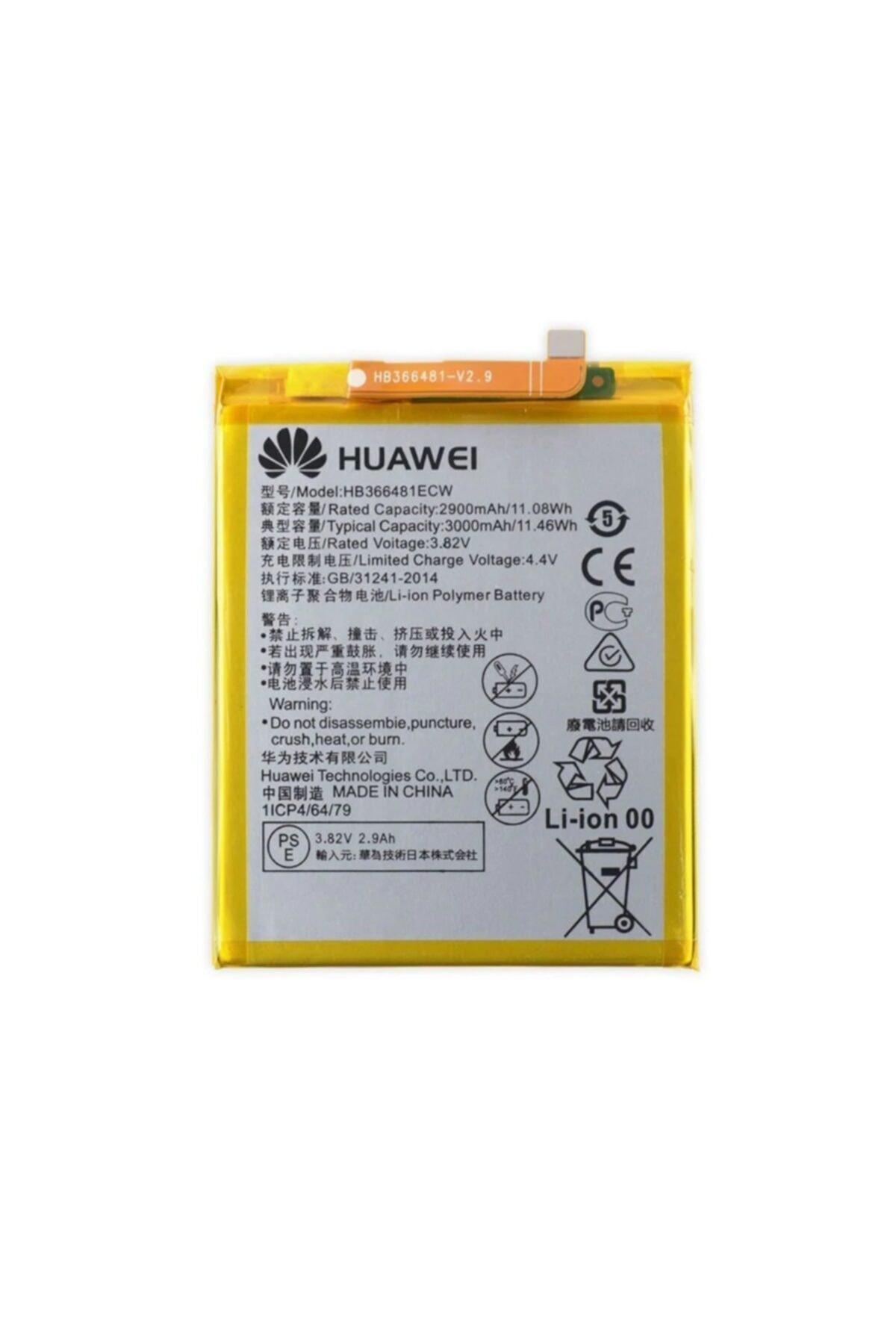 Bitcotech Huawei Y6 Prime 2018 Batarya Pil Hb366481ecw Fiyatı, Yorumları -  TRENDYOL