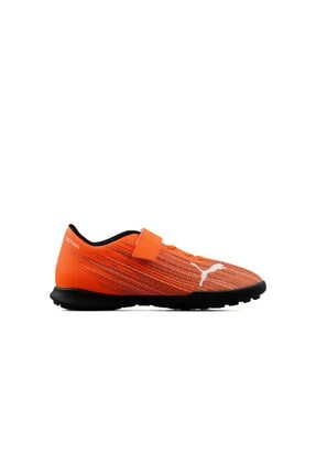 Puma Ultra 4.1 Tt V Jr Genç Halı Saha Ayakkabısı 10610501 Turuncu