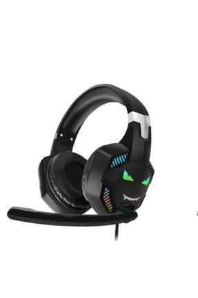 Pell Gamelone Oyuncu Kulaklığı G1 - Stereo 4d Bass Rgd Led Kulaküstü Kulaklık