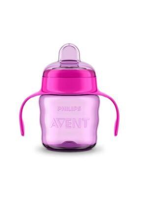 Philips Avent Kız Çocuk Eğitici Damlatmaz Bardak 200 ml 6+ Ay