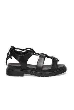 Butigo 21s-0991fx Siyah Kadın Sandalet
