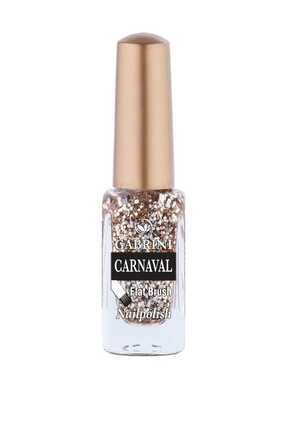 Gabrini Pırıltılı Oje - Carnaval Nail Polish C01 8696814086013