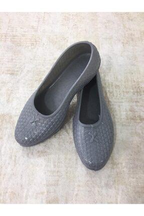 Kürsun Kadın Gri Ayakkabı