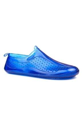 Fogs Unisex Mavi Şeffaf Deniz Ayakkabısı