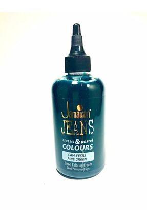 Jamaican Jean's Color Saç Boyası Çam Yeşili Depa1002