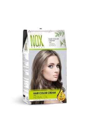 Morfose Nox Kit Saç Boyası Açık Küllü Sarı 10.1