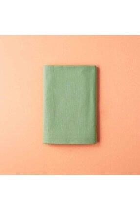 Bella Maison Yeşil Pamuk Ranforce Açık Yeşil Çift Kişilik Düz Çarşaf 240x260 cm