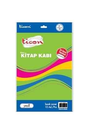 Ticon Kitap Kabı (yeşil)