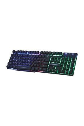Piranha 2345 Gaming Led Işıklı Oyuncu Klavyesi