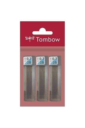 Tombow Versatil Kalem Ucu Min Mono Lead 2b 0.7 Mm 3 Lü Paket