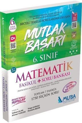Muba Yayınları Mutlak Başarı 6.sınıf Matematik Fasikül Soru Bankası