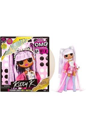 LOL L.o.l. Remix Çok Gizli Bebekler Kitty K.