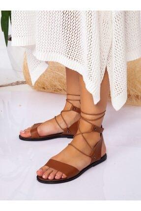 ayakkabıhavuzu Terlik Taba Ayakkabı Havuzu