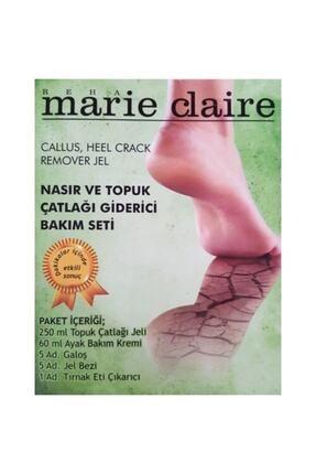 Tanaçan Marie Claire Nasır Ve Topuk Çatlağı Giderici Bakım Seti
