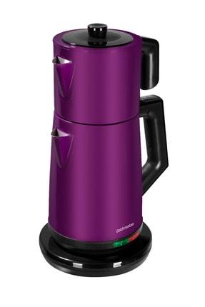 GOLDMASTER 7344v Violet Çay Makinesi