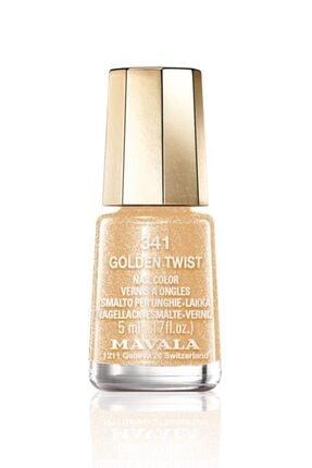 Mavala 341 Golden Twist Oje