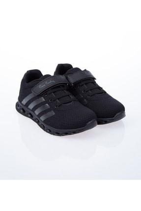 Pierre Cardin Erkek Çocuk Siyah Ortopedik Yürüyüş Ayakkabısı