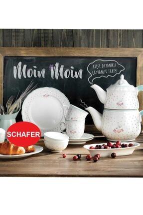 Schafer Moin Moin 32 Parça Kahvaltı Takımı
