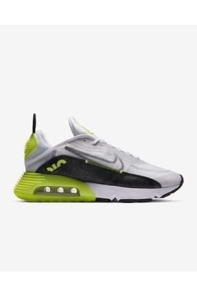Nike Erkek Yeşil Beyaz  Air Max 2090 Cz7555-100 Spor Ayakkabı