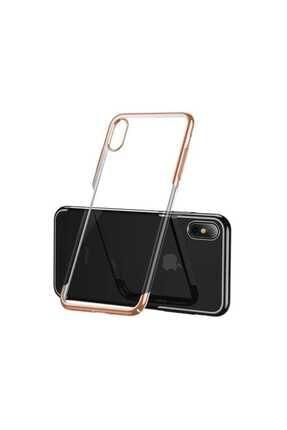 """Baseus Glitter Serisi Apple iPhone XR 6.1"""" TPU Kılıf Altın"""
