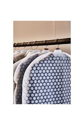 IKEA Pluring Elbise Kılıfı 3 Parça - 2 Adet 60 X 105 Cm, 1 Adet 60 X 130 Cm