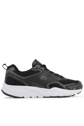 Slazenger Santıago Sneaker Erkek Ayakkabı Siyah / Beyaz Sa11re121