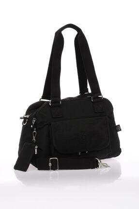 SMART BAGS Kadın Siyah Omuz Çantası