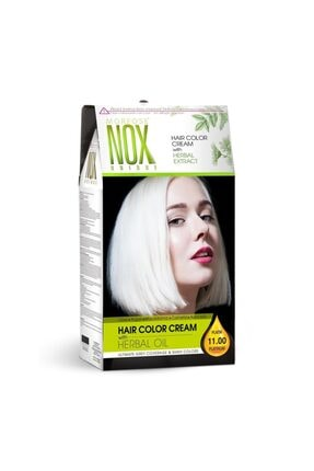 Morfose Nox Kit Saç Boyası Platin 11.00