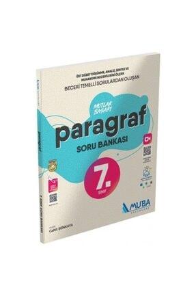 Muba Yayınları 7. Sınıf Paragraf Lgs Mutlak Başarı Soru Bankası