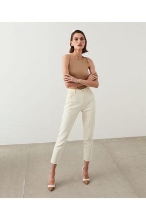 İpekyol Slim Straight Cropped Jean Pantolon