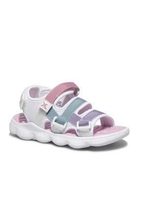 Kinetix Chantel 1fx Beyaz Kız Çocuk Sandalet