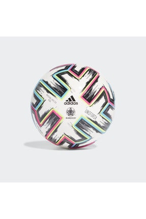 adidas Uniforia Beyaz Mini Futbol Topu (FH7342)