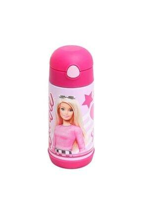 Frocx Lisanslı Barbie Kız Çocuk Çelik Matara 500 Ml 44062