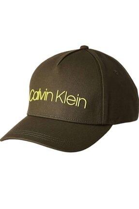 Calvin Klein Slıver Contrast Trucker Cap