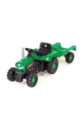 DOLU OYUNCAK Dolu Römorklu Traktör Pedallı 8053