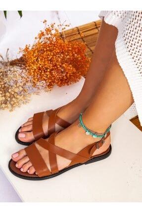 ayakkabıhavuzu Terlik - Taba - Ayakkabı Havuzu