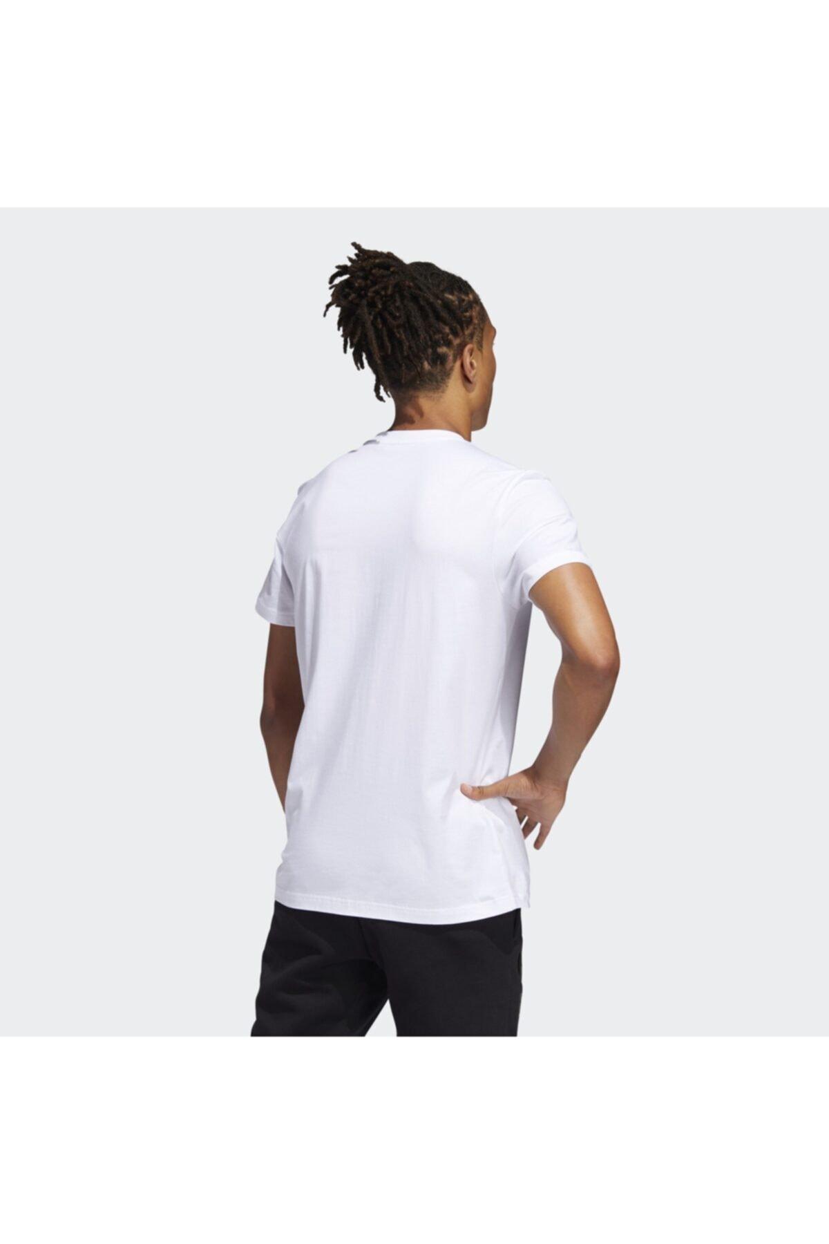 adidas James Harden Drive Geek Up Erkek Tişört 2