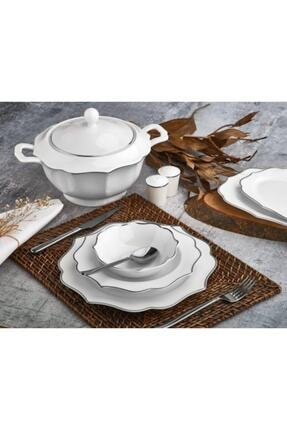Aryıldız Porselen 60 Parça Yemek Takımı 40020