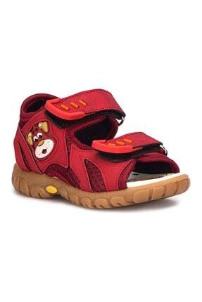 Polaris 71.509073 Athletıc Kırmızı Erkek Çocuk Sandalet