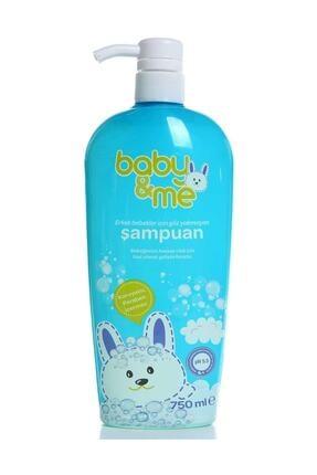 Baby&Me Erkek Şampuanı 750 ml