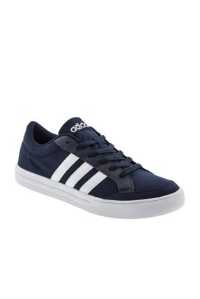 adidas VS SET-1 Lacivert Beyaz Erkek Sneaker 100257824
